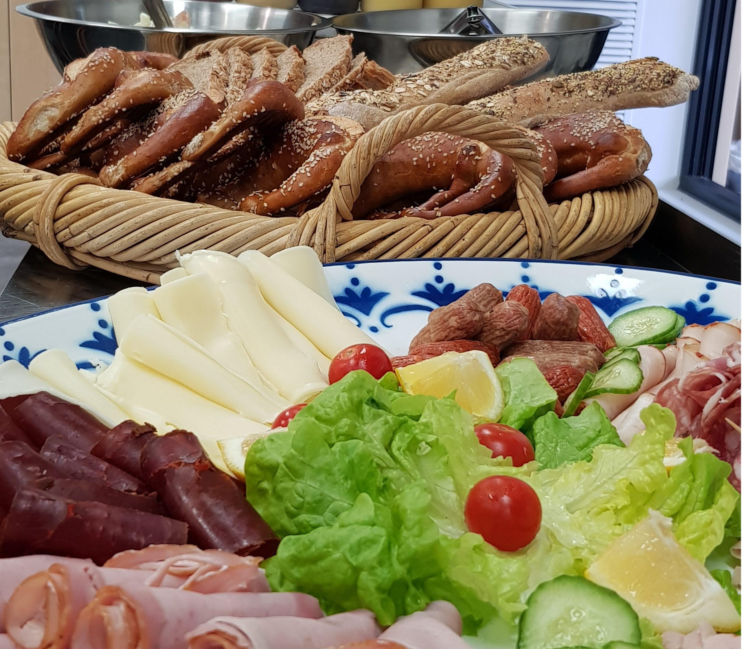 German buffet catering