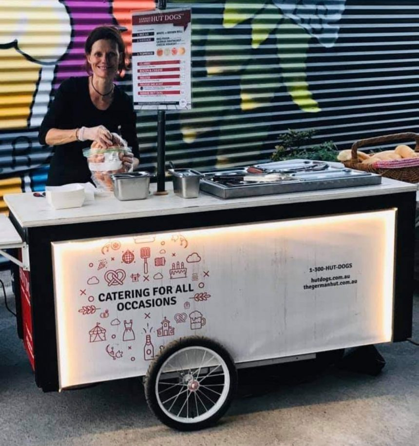 Hot Dog catering on the Gold Coast and Sunshine Coast